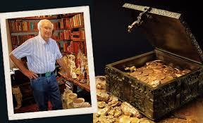 Armchair Treasure Hunts Modern Day Treasure Hunt True West Magazine