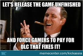 Games Meme - owner of ea games by kickassia meme center