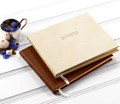 personalized photo guest book leather guest books personalized guest books gallery leather