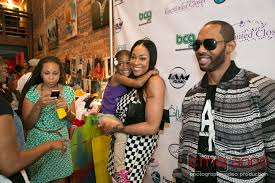 Meme And Nikko - coupled up for a cause lhha s mimi faust boyfriend nikko give
