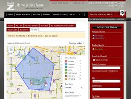 Zip Code By Map Michigan Home Search New Polygon U0026 Radius Map Searching Tool