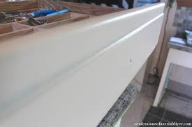 How To Paint Cabinet Doors How To Paint Kitchen Cabinets A Step By Step Guide Confessions