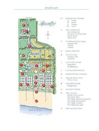 Mexico Resorts Map by Resort Map The Beach Club