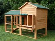 Rabbit Hutch With Large Run Quality Rabbit Hutches