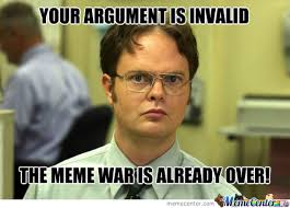Meme War Pictures - meme war over by phaedroth meme center
