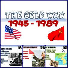 cold war timeline presentation cold war common core standards