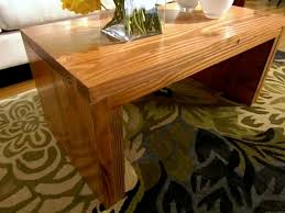 coffee table with a shelf youtube wood plans for tables maxresde