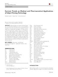 current trends on medical and pharmaceutical applications of