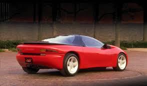 chevy iroc camaro concept car of the week chevrolet california camaro iroc z 1989