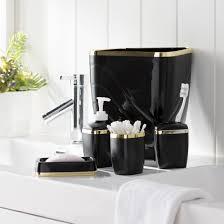 Amazon Bathroom Accessories by Amazon Com Creative Scents Brushed Nickel Bath Ensemble Piece Gold