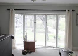 the charming of diy curtain rods ideas u2014 home design lover