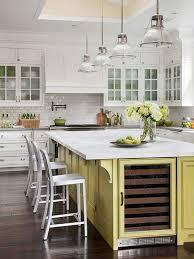 painted islands for kitchens kitchen island with wine fridge kitchen cintascorner kitchen
