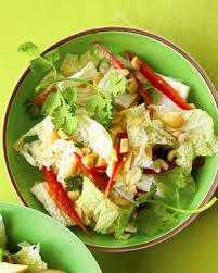 napa salad napa cabbage salad with peanuts and