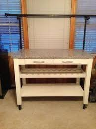 kitchen island used kitchen islands carts tables portable lighting ebay