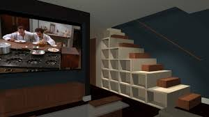 showcase the bookcase other tips darling doodles arafen best interesting stairs bookshelf cool alternating art deco interior interior wall ideas how