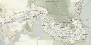 Grand Canyon Arizona Map by A New Grand Canyon National Park Map Grand Canyon Trust