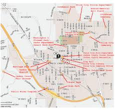 Park City Utah Map Price Parks Deparment