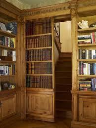 12 incredible home libraries with hidden doors