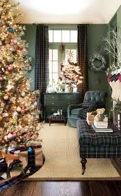 Christmas Livingroom Thirty Contemporary Christmas Decor Tips For Delightful Winter