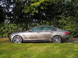 jaguar test drive self parking in the 2016 jaguar xf s techcrunch