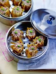 recette cuisine chinoise bouchées au porc ou xiu mai pour 6 personnes recettes à table