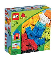 amazon black friday lego sales amazon com lego duplo basic bricks 80 pcs discontinued by