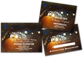 lantern wedding invitations rustic garden lights lanterns wedding invites save the dates