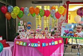 pocoyo party supplies party hat pocoyo birthday party for mae xuan