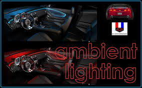 Dodge Challenger Interior Lights - innovative interior lighting creates style and ambience that car