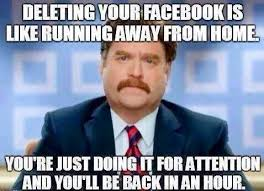 Fb Memes - funny memes deleting your fb funny memes