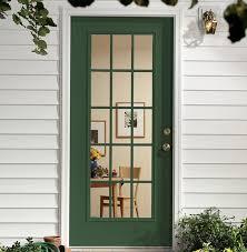 Exterior Back Door Solid Wood Exterior Back Doors Design Interior Home Decor