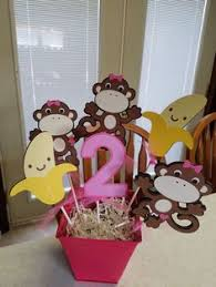 Baby Monkey Centerpieces by Fox Its A Centerpiece Fox Baby Shower Fox Centerpiece It U0027s