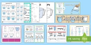 ks1 capacity resource pack ks1 maths capacity measurement