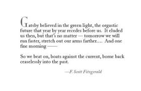 The Green Light Great Gatsby The Great Gatsby By F Scott Fitzgerald Top Ten Quotes From My