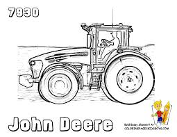 john deer tractor 7930 coloring pages for kids lots of printable