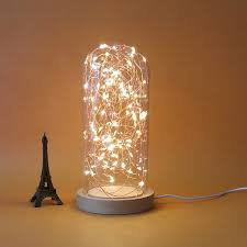 decorative night lights for adults led night light fire tree silver flower creative led decorative