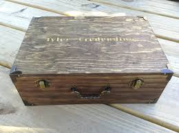 Personalized Wooden Boxes Groomsmen Gift Set Of 6 Engraved Boxes Personalized Engraved