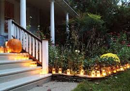 Simple Halloween Decorations Outdoor by Outdoor Halloween Lights Home Design Ideas And Pictures