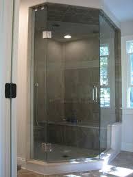 shower door glass replacement image glass llc neoangle shower door gallery