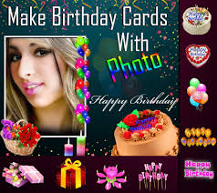 make birthday cards with photo android apps on google play