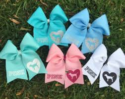 personalized bows personalized hair bows personalized softball bow with