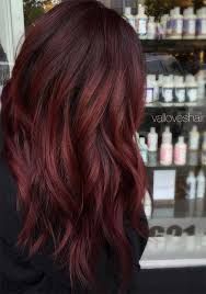 Light Burgundy Hair The 25 Best Burgundy Hair Colors Ideas On Pinterest Plum Hair