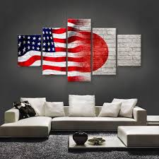 hd printed limited edition american japanese japan canvas