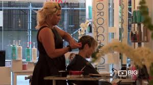 the red room hair and spa salon in vancouver for haircut