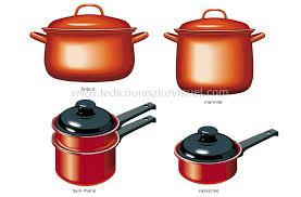 cuisine en batterie de cuisine alimentation et cuisine cuisine batterie de cuisine image