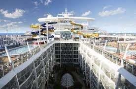 largest cruise ship in the world world u0027s biggest cruise ship sets sail sudbury star