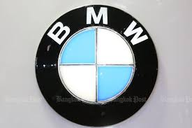 bmw sees record high sales bangkok post business