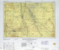 Map Of Sudan Sudan Condominium