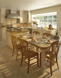 kitchen island or table butcher block island and table old world kitchen design interior
