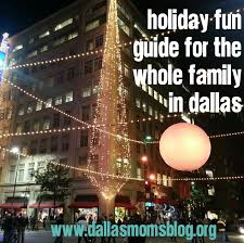 holiday fun in dallas